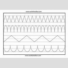 Line Tracing  Tracing  Worksheets, Free Worksheets For Kids, Kindergarten Worksheets