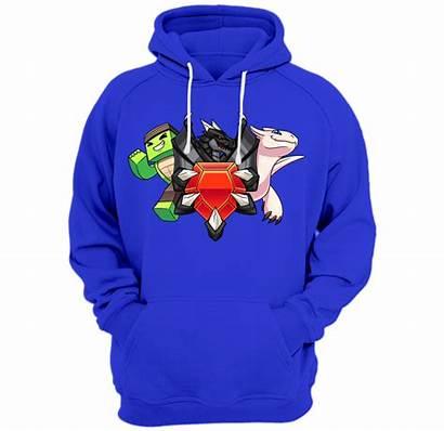 Tiny Turtle Nation Myth Non Merch Sweatshirts