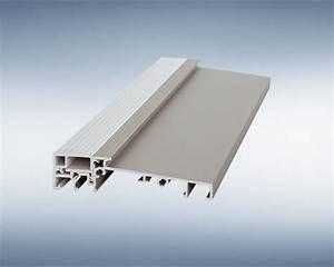 Eingangstüren Aus Kunststoff : gu systembodenschwelle f r eingangst ren aus kunststoff ~ Articles-book.com Haus und Dekorationen