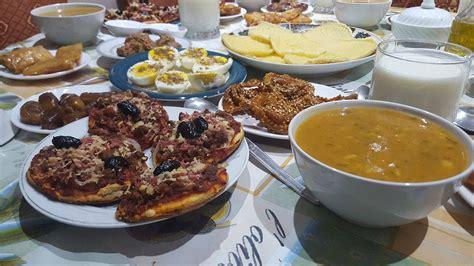 popular ramadan foods around the africa now