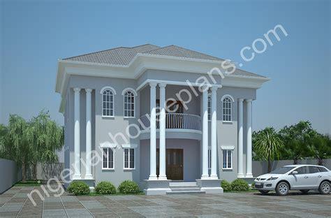 bedroom duplex ref nos nigerianhouseplans