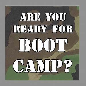 Boot Camp | Feeling Fit