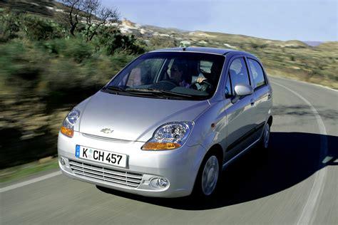 Chevrolet Car : Chevrolet Matiz Hatchback Review (2005