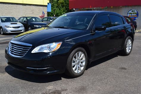 2012 Chrysler 200 Limited by 2012 Chrysler 200 Limited 4dr Sedan In Clinton Township Mi