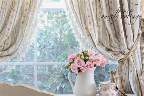 french country cottage curtains onlinefabricstorenet blog