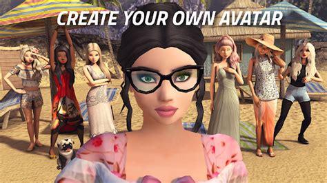 avakin life  virtual  apk mod pro apkwars