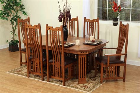 Mission Style Dining Furniture  Best Decor Things