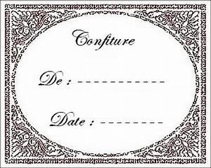 Mes étiquettes Gratuites à Imprimer : etiquettes confitures gratuites a imprimer anty ~ Nature-et-papiers.com Idées de Décoration