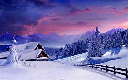 Winter Wallpapers Desktop Nature Pixelstalk