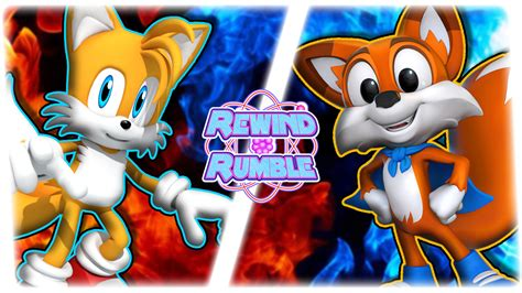Rr|game Tails Vs. Lucky By Vex2001 On Deviantart