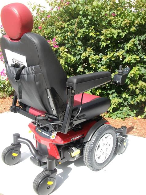 Jazzy 600 Power Chair Batteries by Pride Mobility Jazzy 600 Es Power Chair Used Wheelchairs