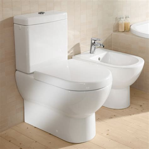 villeroy boch subway 2 0 coupled floorstanding w toilet l 67 w 37 cm white