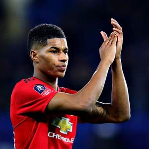 Marcus Rashford Doesn't Want to Be 'Just a Centre-Forward ...