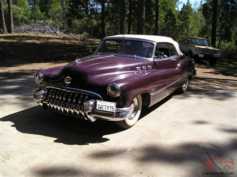 Buick Stock by 1950 Stock Buick Coupe Convertible