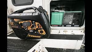 Cummins Onan Generator Vs Firman Portable Generator