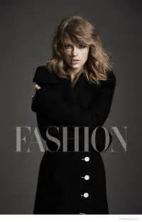 Taylor Swift Fashion Magazine
