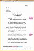 Annotated Bibliography Mla Apa Annotated Bibliography Annotated Bibliography Best Photos Of Annotated Bibliography Cover Page 25 Best Ideas About Apa Format Sample On Pinterest Apa