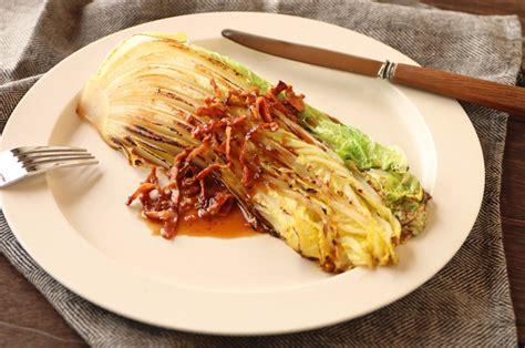 白菜 ステーキ レシピ