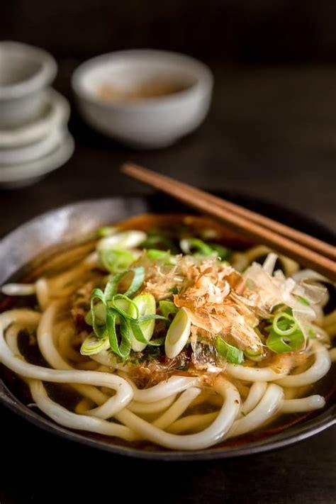 udon noodle soup recipe wandercooks