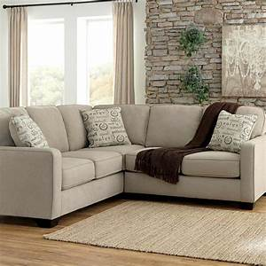 Loveseat Sectional Sofa England Monroe 2 Piece Sectional