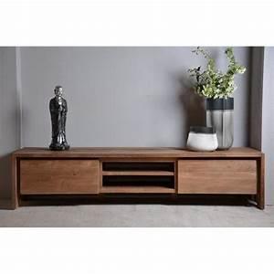 Meuble En Teck Pas Cher : meuble tv teck dbodhi 180 achat vente meuble tv meuble tv teck dbodhi 180 cdiscount ~ Farleysfitness.com Idées de Décoration