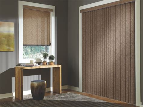 vertical blinds for patio doors fabric blinds shades shutters for sliding glass doors port