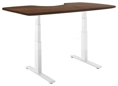 diy height adjustable desk diy kit standing desk with automatic height adjustable