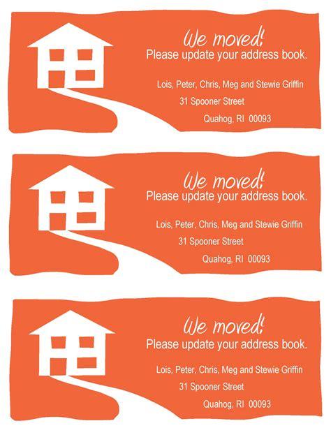 change  address clip art cliparts