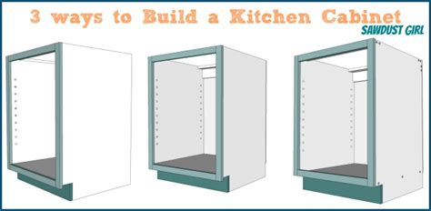 how to build kitchen cabinets free plans diy basic cabinet construction plans plans free