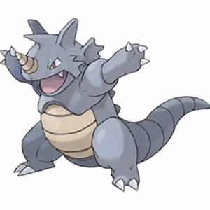 Rhydon (Pokémon) - Bulbapedia, the community-driven ...