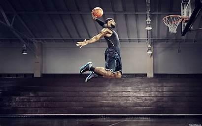 Lebron Dunk James Nba Nike Basketball Wallpapers