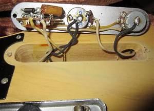 1952 Fender Telecaster 1953 Fender Tele Guitar 52 53