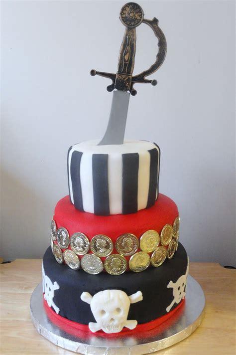 cakes  lala pirate cake