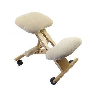 siege assis genoux siège ergonomique assis genoux vivre mieux la boutique