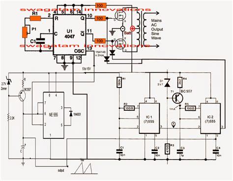 Wiring Machine Pure Sine Wave Inverter Circuit