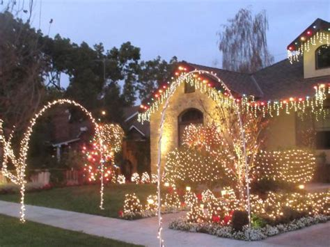 willow glen neighborhood christmas decorations 2015 san