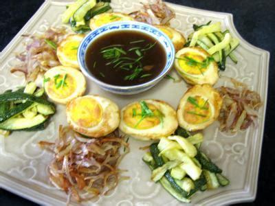 cuisine thailandaise recettes faciles oeufs façon thaïlandaise supertoinette la cuisine facile