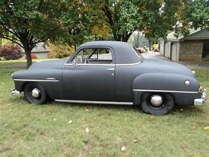 Find Used 1951 Plymouth Concord 3 Window Coupe  Scta
