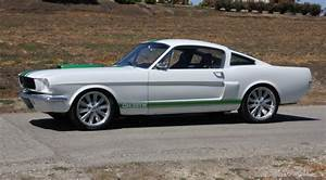 1965 Ford Mustang Fastback Built On Overhaulin' Show | Deadclutch