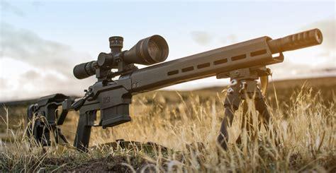 christensen arms modern precision rifle  firearm