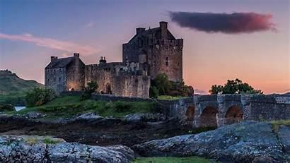 Donan Eilean Castle Backiee Castles