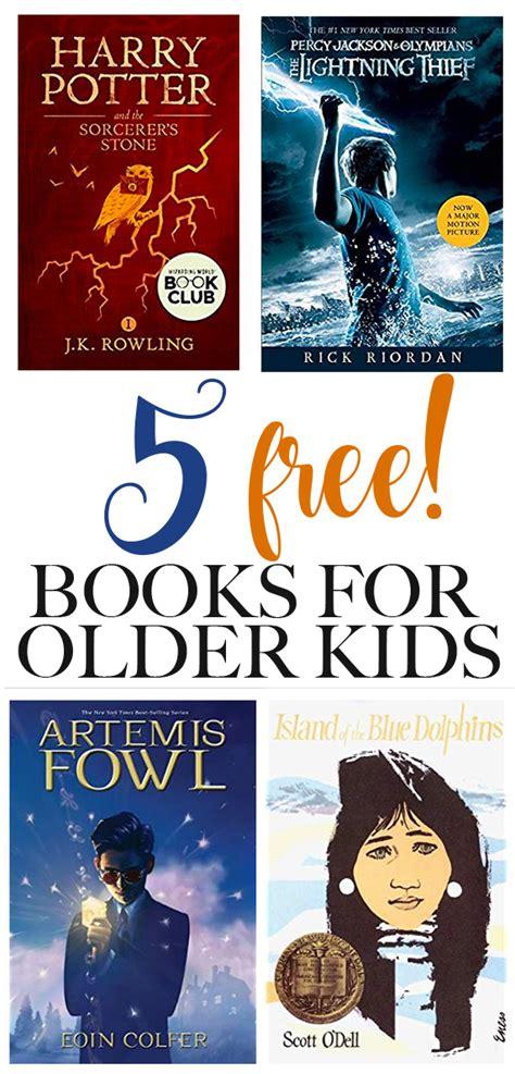 5 Best Free Kids Books For 912 Year Olds  Unskinny Boppy