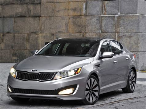 Kia Optima Hybrid Cars Wallpapers  Prices, Features
