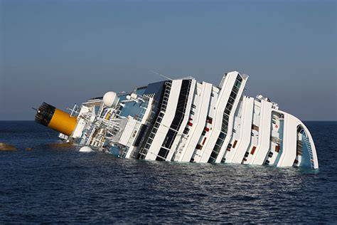 Cruise Ship Sinking Italy by Are You Prepared For Disaster Thesuburbanmom
