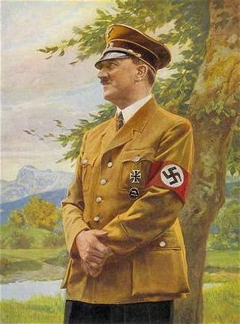 german leadership adolf hitler