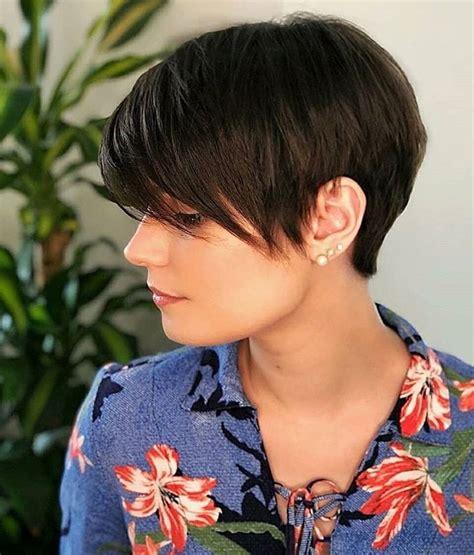 latest short hair trends    pixie haircut short hair trends short hair cuts