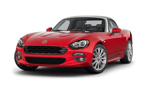 Best Coupe: 2017 Fiat 124 Spider Abarth; Specs. & Price ...