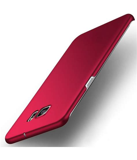 samsung galaxy  pro cover  sami red plain