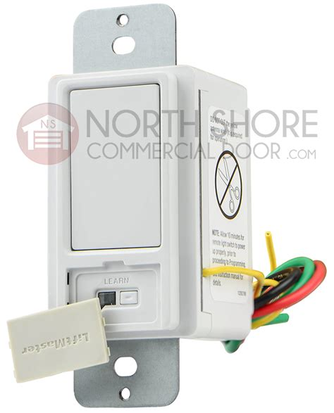 myq light switch 823lm liftmaster remote light switch myq enabled