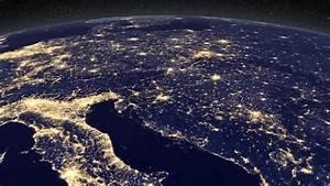 Las imágenes nocturnas más detalladas de la Tierra (HD ...